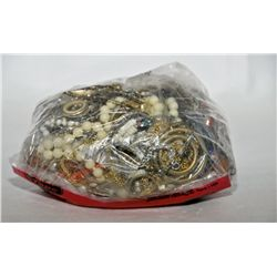 One bag of estate jewelery