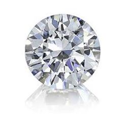 GIA 0.34 CTW ROUND DIAMOND E,VS2