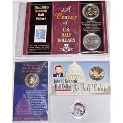 Kennedy Half Dollar Collection.