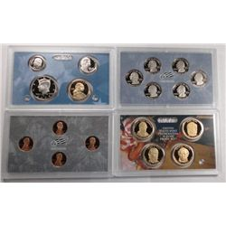 ( 5 )  INDIVIDUALUNOPENED BOXES OF 2009 U.S. PROOF SETS, , THEY  ARE IN MINT CON