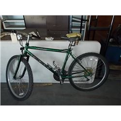 Pacific Scorpio Green Boys 18 Speed