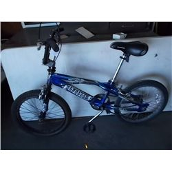 Mongoose BMX Blue Boys 5 Sp. Bike