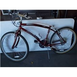 Huffy Verona Red Boys 18 speed