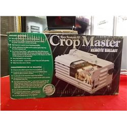 Crop Master remote ballast new in box