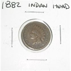 1882 INDIAN HEAD PENNY *PLEASE LOOK AT PICTURE TO DETERMINE GRADE*!!