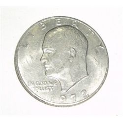 "1972 Eisenhower ""IKE"" Dollar *PLEASE LOOK AT PICTURE TO DETERMINE GRADE*!!"