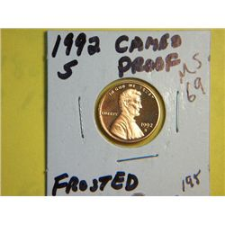 1992 S LINCOLN CENT