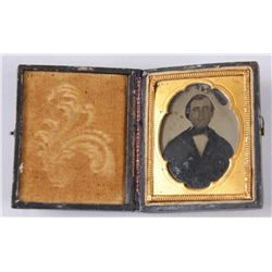 Tin Type Allegedly of Bob DaltonThe photograph appears to show Dalton  deceased, includes an origina