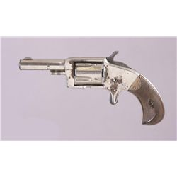 H&A Mdl Blue Whistler Cal .32 SN:8362Single action spur trigger 5 shot revolver  chambered in .32 ca