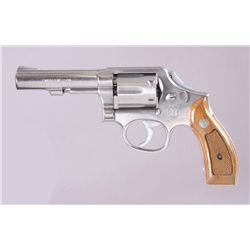 Smith & Wesson Mdl 64 Cal .38Spcl SN:AWT2620Double action 6 shot revolver chambered in  .38 special.