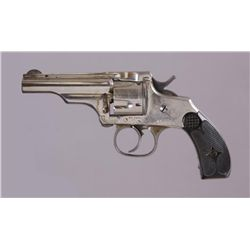 Merwin & Hulbert Mdl Pocket Cal .32 SN:NVSNDouble action 5 shot revolver chambered in  .32 caliber.