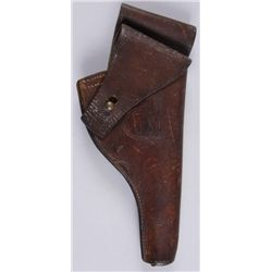 "US Military Flap Holster Maker Marked ""Fink 1942"""