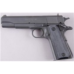 Springfield Armory Mdl 1911 A-1 Cal .45acpSN:N458450, Single action semi auto pistol  chambered in .
