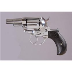 """Colt Mdl 1877 Cal .38 SN:28007Double action """"lightning"""" revolver made in  1881, chambered in .38 Col"""
