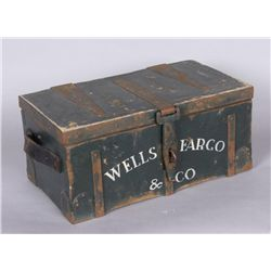 Excellent Handmade Express BoxWells Fargo painted markings. These were made  by an old craftsman 30-