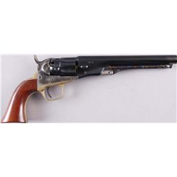Uberti Mdl 1862 Police Pocket Cal .36 SN:A58038Italian made copy of a 1862 Police Pocket  percussion