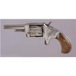 H&A Mdl Defender Cal .32 SN:NVSNSingle action spur trigger 5 shot revolver  chambered in .32 caliber