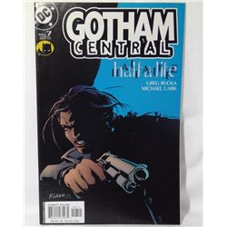 Collectible-DC Comic Gotham Central Half a Life
