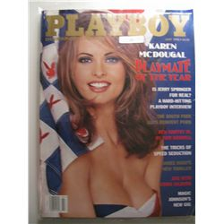 July 1998 Playboy; Playmate of The Year