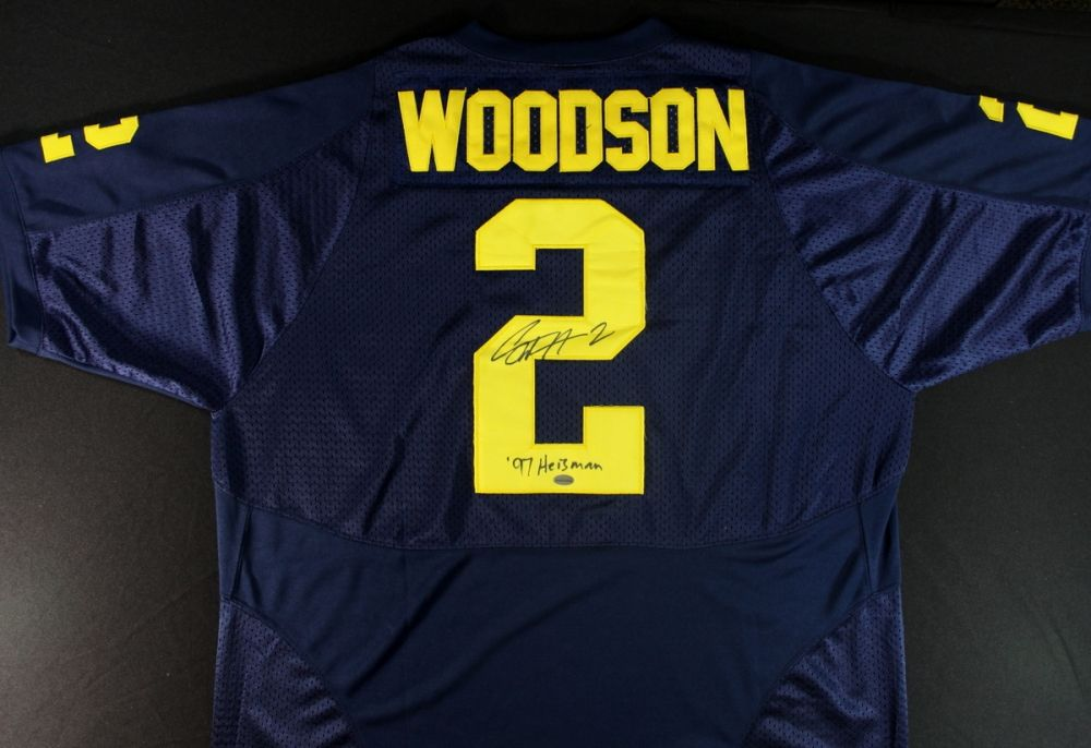 buy online 39bcd dc37e 24 charles woodson jersey village