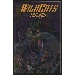 Jae Lee Signed Wildcats Trilogy Issue 1 June 1993 Comic Book (COA)