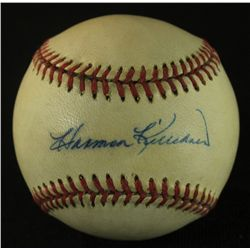Harmon Killebrew Signed OAL Baseball (JSA COA)