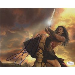 "Jason Momoa Signed ""Conan"" 8x10 Photo (JSA COA)"