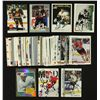 Lot of (63) Signed Hockey Cards With Jagr, Doan, Brind'Amour, Pronger, Selanne (PA LOA)