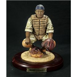 Josh Gibson LE 2004 Upper Deck Historical Beginnings Statue