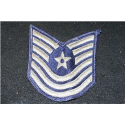 Military Sew-On Arm Patch