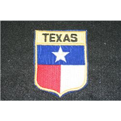 Texas Sew-On Arm Patch