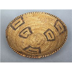 Southwestern Native American Indian Old, Woven Wedding Basket (Me…