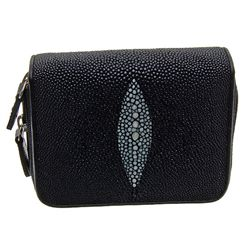 Unisex Stingray Hide Clutch Purse/Wallet (ACT-108)