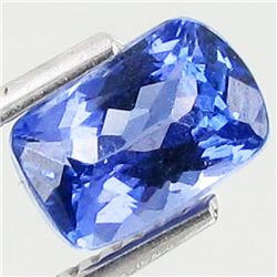 1.9ct Dazzling 'D' Block Purple Tanzanite (GEM-35213)