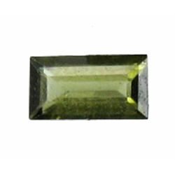 0.5ct Natural Honey Green Tourmaline (GMR-0508C)