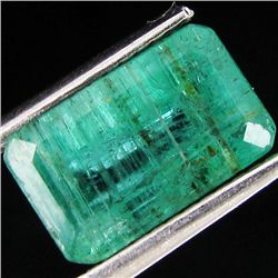 3.11ct Mint Green Colombian Emerald Clean (GEM-38968)