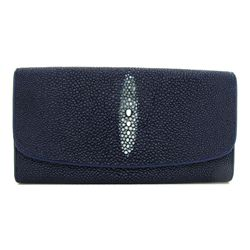 Ladies Stingray Hide Clutch Purse Wallet (ACT-329)