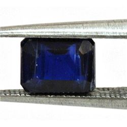 Natural Emerald Cut Kyanite Loose Stone 8.55 CTW.