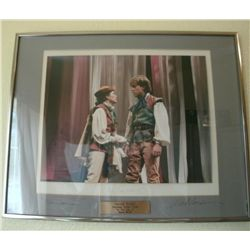 "Signed And Framed Print from    ""As You Like It"""