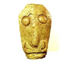 Pablo Picasso Original, 24k Gold limited Edition Bronze -GLASS