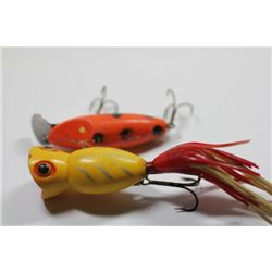 4 Small Miscellaneous Lures