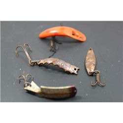 4 Misc. Lures