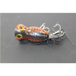 "4 3/4"" Wood Heddon 60 Deeper Crab lure"