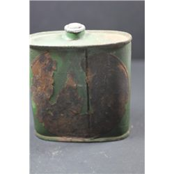 Depont Powder Tin -Empty