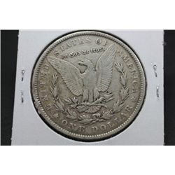 1889 Morgan Silver Dollar VF-20