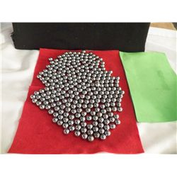 290 Used Stainless Steel Balls for Pachinko Game