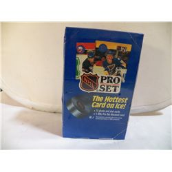 1990 Series 1 NHL Pro Set The Hottest Cards on Ice Mint in Box never  Opened