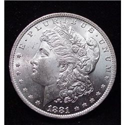 1881 S Proof Like Morgan
