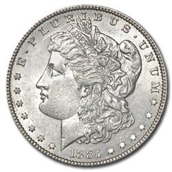 1884 O UNC Morgan Dollar