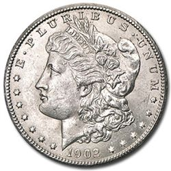 1902 O BU Morgan Dollar